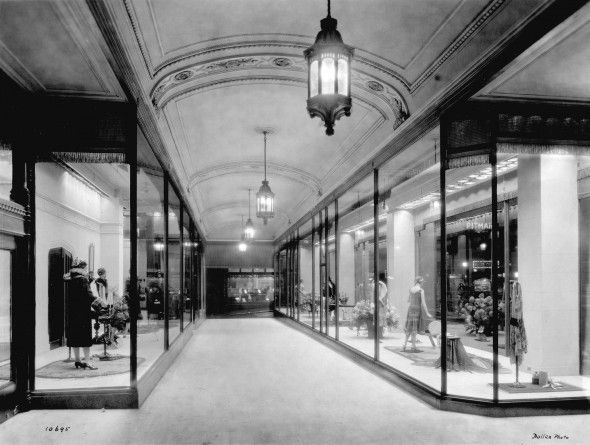 Vancouver Heritage Foundation Weekly Places That Matter Spencer S Department Store Vancouver Vancouver Bc Heritage Foundation