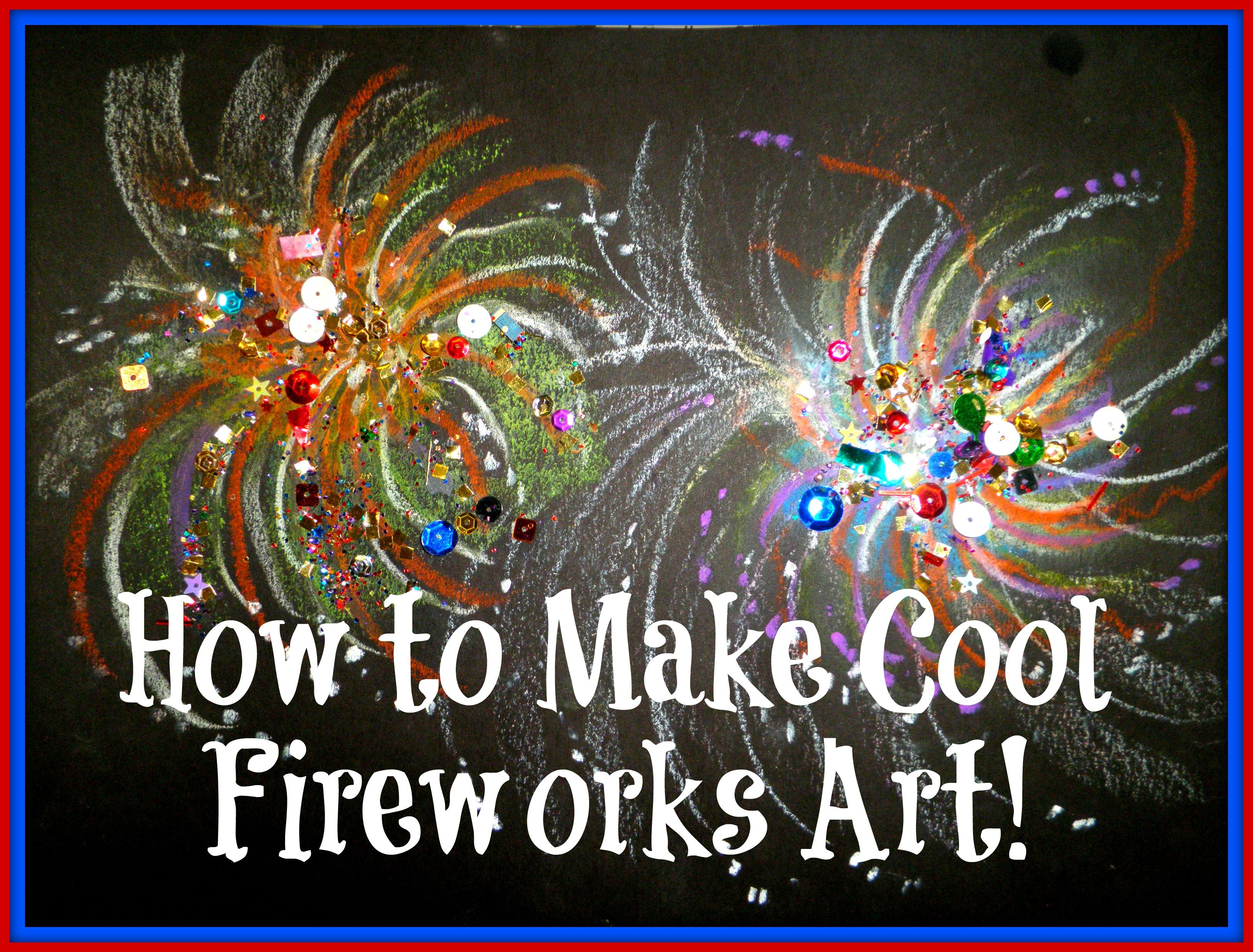 Art Projects and Lessons for Fourth of July Crafts | July crafts