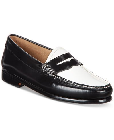 a051916b0b17c G.H. Bass & Co. Women's Weejuns Whitney Penny Loafers - Flats - Shoes -  Macy's