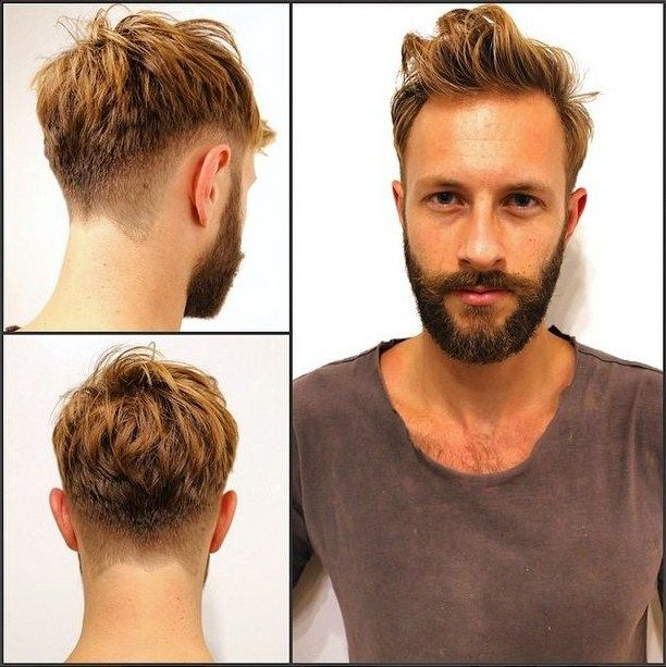 how to cut your own hair back of neck