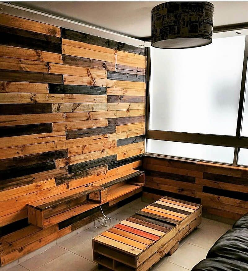 Shipping Wood Pallets Repurposed, Reused, Reclaimed ...