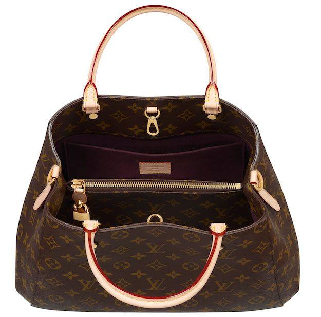 780d2d15e8 La borsa Montaigne di Louis Vuitton, ha le carte in regola per diventare  una delle