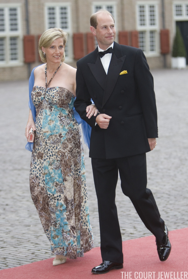 Royal Jewel Rewind: King Willem-Alexander's 40th Birthday Party (Part 3) | The Court Jeweller