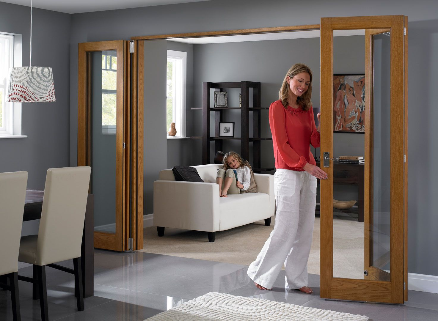 internal bifold doors & interior folding room dividers » vufold