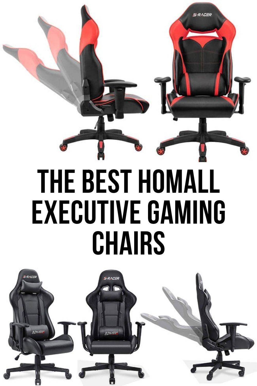 Homall Gaming Chair Review best models (With images
