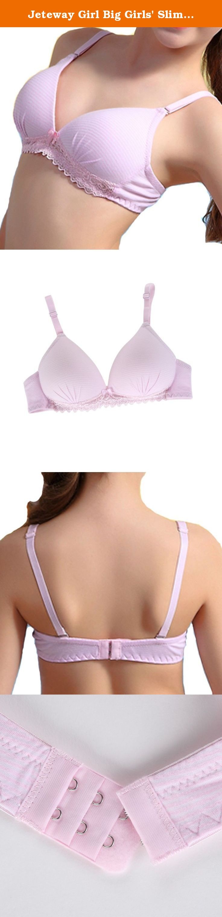 NEW 2 Pack Training Bras MEDIUM 34A Teen Tween Pink Blue GRAY CHEST SZ 29.5-30.5