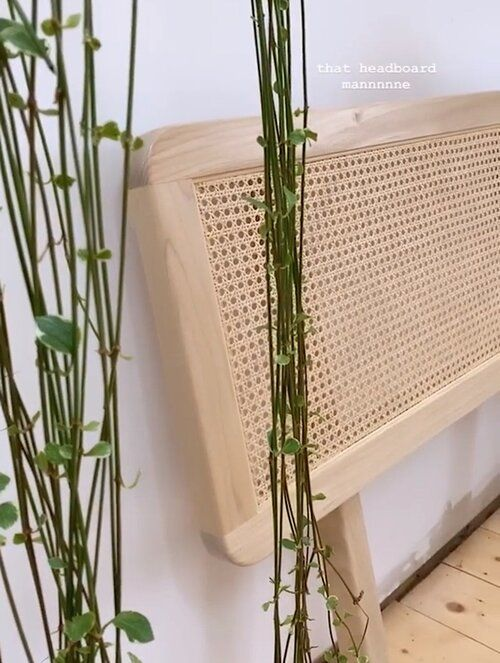 Do-It-Yourself Cane Bed — ThisHouse5000