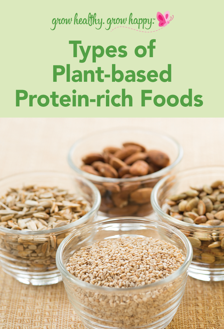 Types of Plantbased Proteinrich Foods (With images