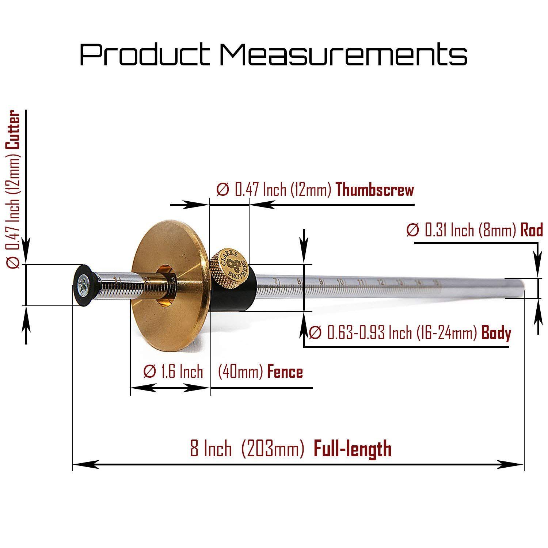 Century Drill /& Tool 26426 Cobalt Drill Bit, 13//32