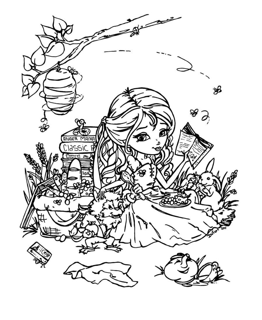 jade dragonne coloring pages - Pesquisa Google | Coloring for adults ...
