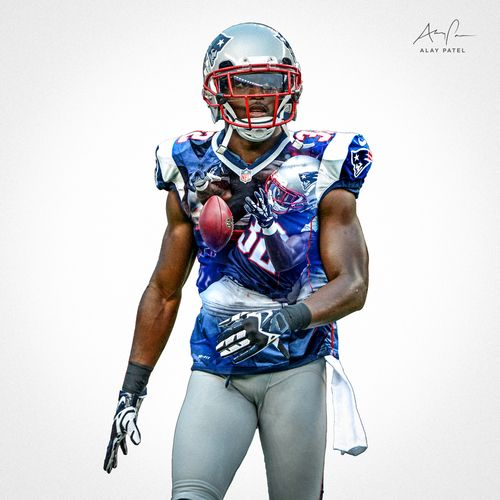 Great new McCourty art from Alay Patel.