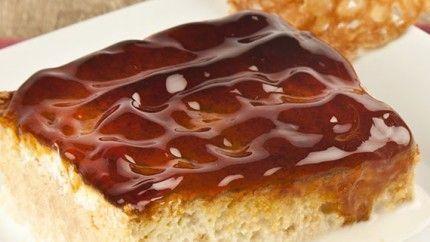 طريقة عمل كيكة التوفي بالحليب Recipe Desserts Food Cooking