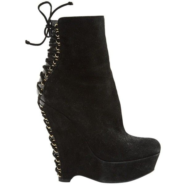Pre-owned - Ankle boots Saint Laurent GUBWysU3