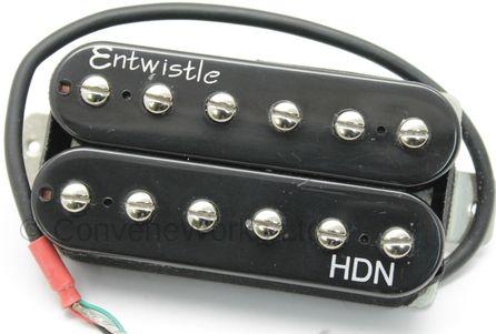 an Entwistle X2 humbucker pickup