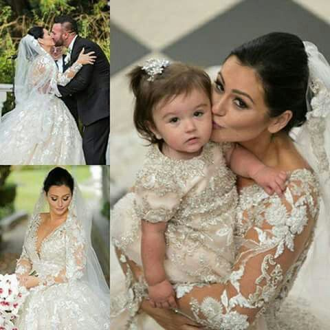 Jenni Family Snooki And Jwoww Celebrity Weddings Wedding Hair And Makeup