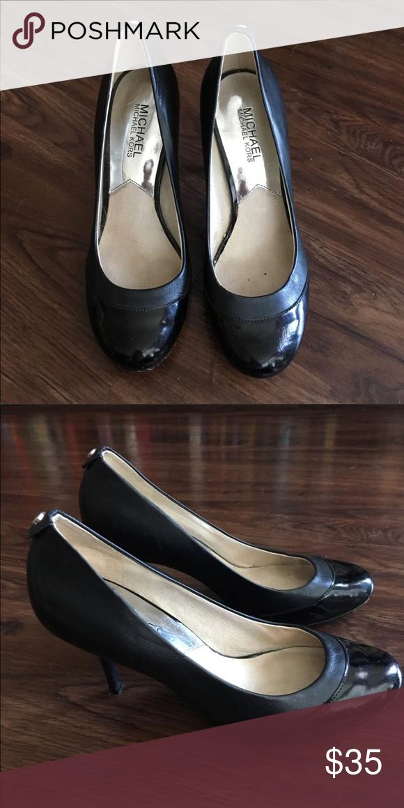 5bae57084c8 Michael Kors Black heels Michael Kors Black heels MICHAEL Michael Kors  Shoes Heels