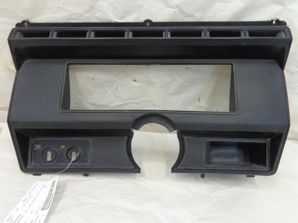 Ford F150 Dash Cluster Bezel Trim Panel Black 80 81 82 83 84 85 86 Bronco F250 Ford F150 F250 F150