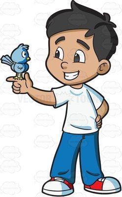 Children Vectortoons Com Cartoon Boy Cartoon Faces Children Illustration