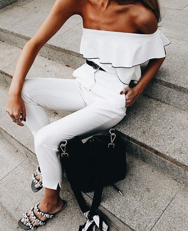 Pin by basics fashion blog on STREET STYLE   Pinterest   Mode, Mode ... 58bf290b4883