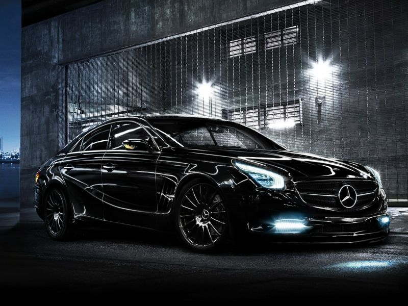 Mercedes Benz Car Wallpapers Hd Desktop And Mobile: White Mercedes BenzCLS Car Full HD Wallpaper HD Wallpapers
