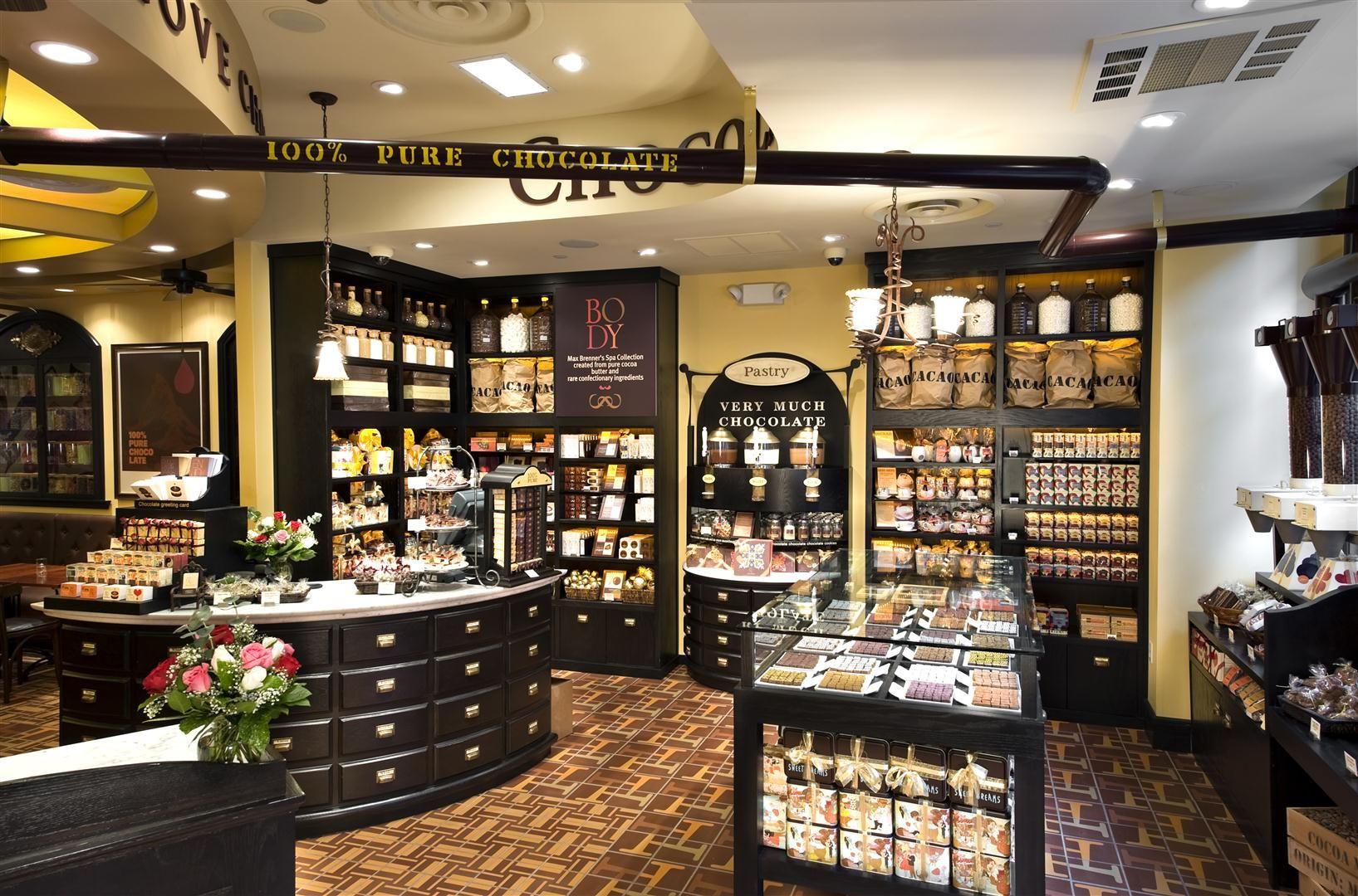 Max Brenner Chocolate Shop - United States - Philadelphia ...