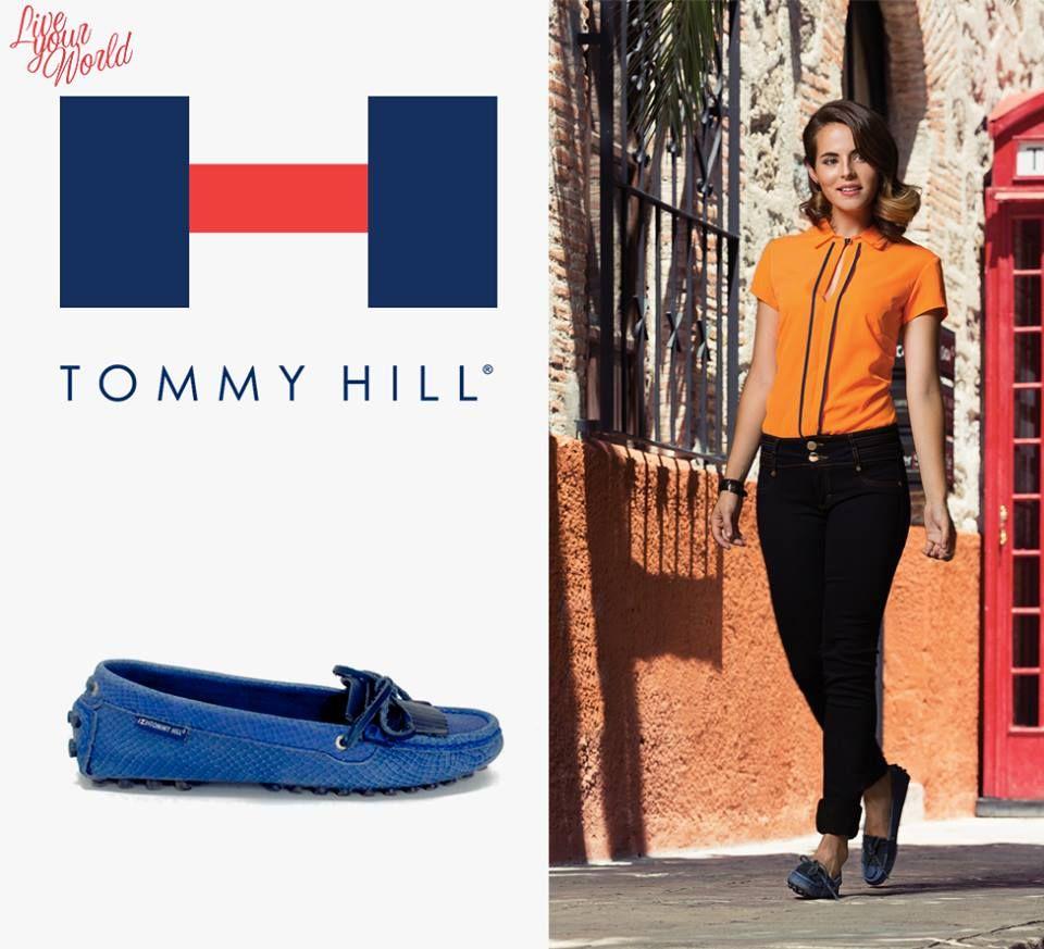Tommy Hill tiene una variedad de calzado para que luzcas más hermosa.  Cómpra aquí: http://bit.ly/1WS5klv