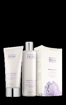 MONAT Perfectly Platinum Shampoo + Conditioner Duo