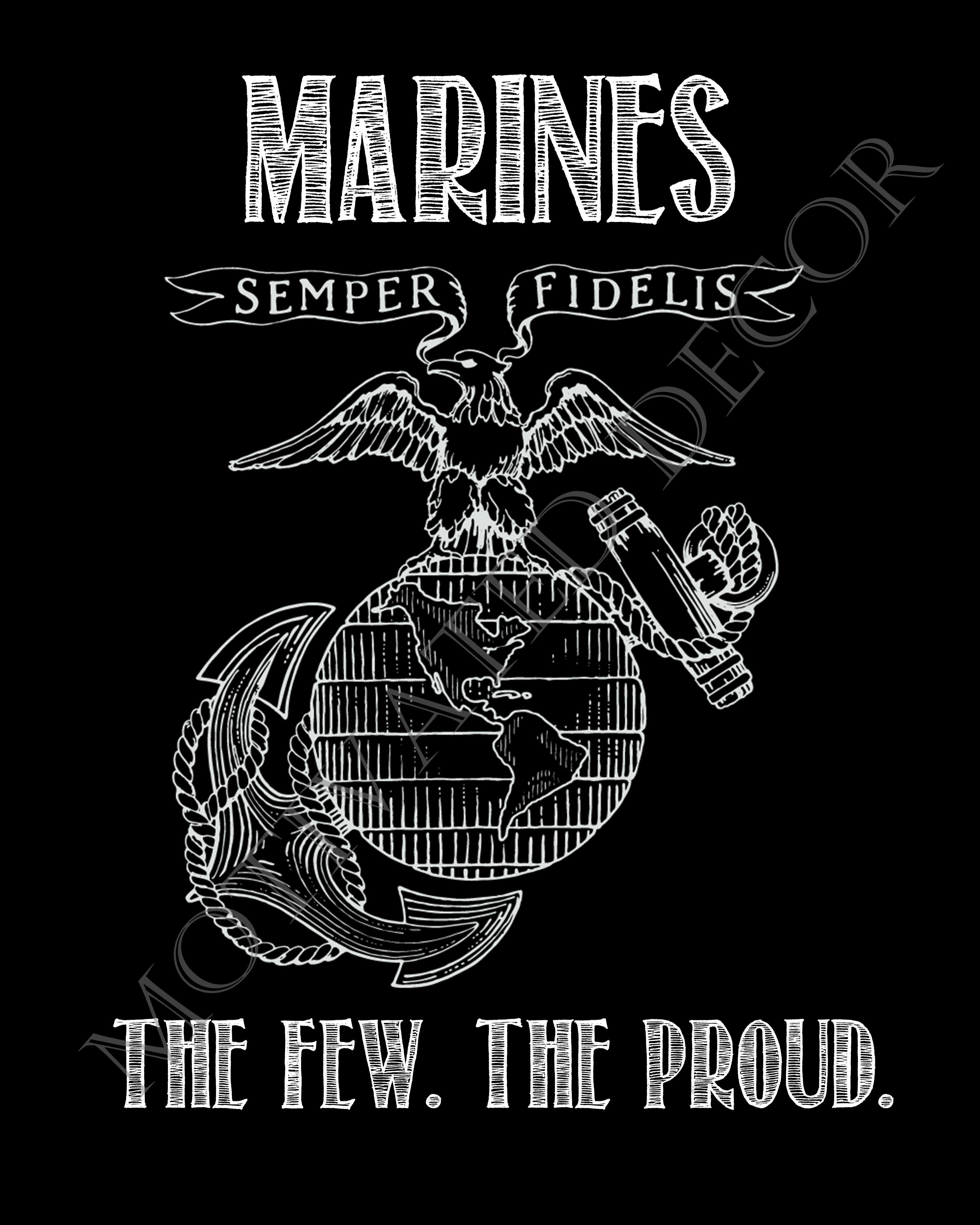 United States Marines 238th Birthday Celebration Marines