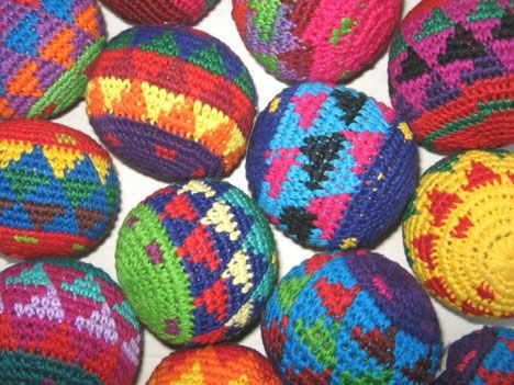 Hacky Sacks To Crochet In Tapestry Crochet Google Image Result For