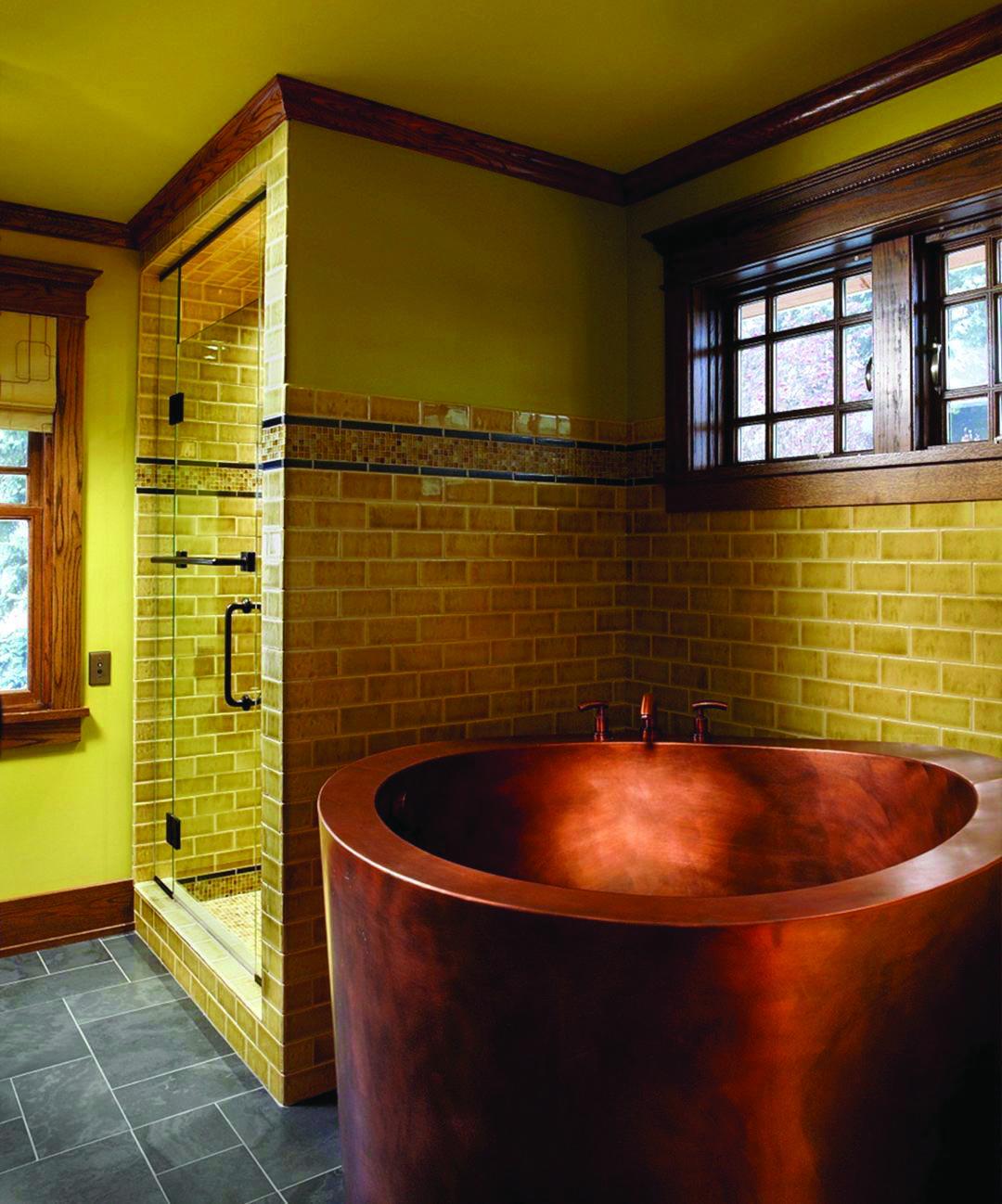 Soaking Tub Makes A Comeback Dengan Gambar