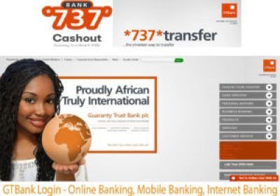 Gtbank Login Online Banking Mobile Banking Internet Banking