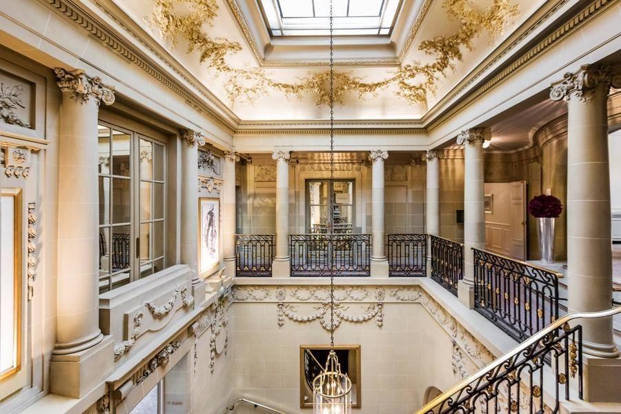 Le Pré Catelan - Hall