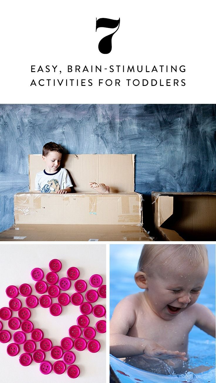 7 Easy (and BrainStimulating) Activities for Toddlers
