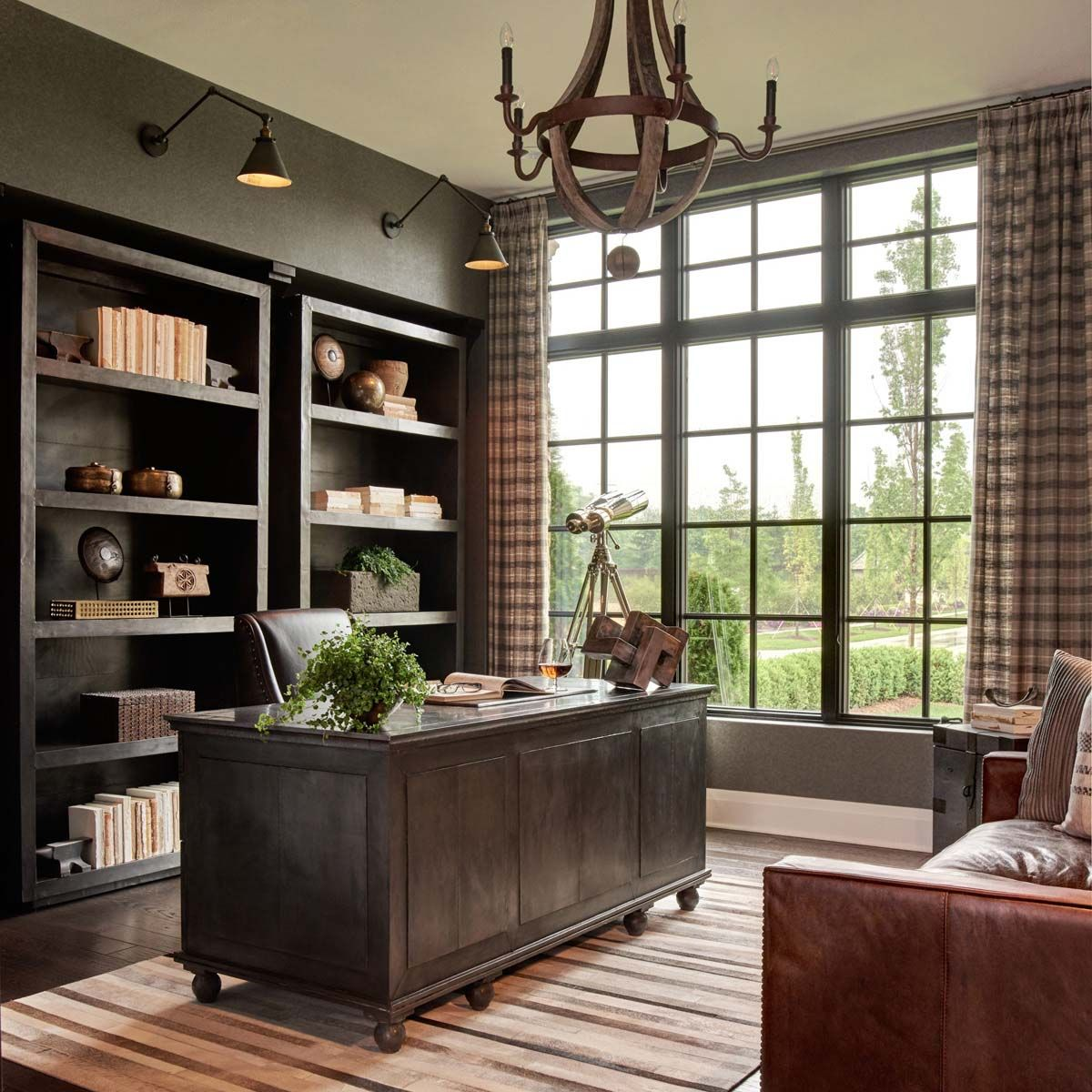 Restoration Hardware styled model home with gorgeous ...