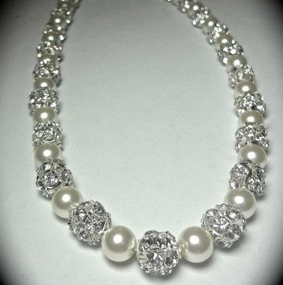 50+ Regal Pearl Necklace Ideas To Flaunt An Elegant Style ...