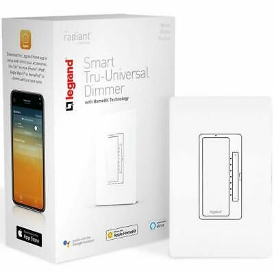 Details about OnQ Legrand Smart Dimmer Light Switch Works