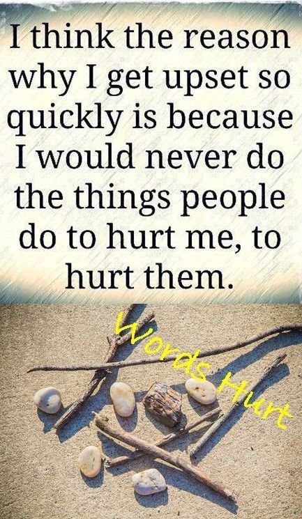 Sticks and stones may break my bones, but words can also hurt me. Stones and…