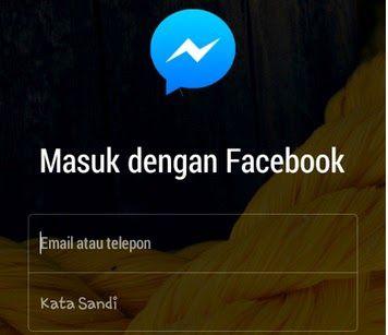 App Facebook Messenger Mod Full Transparent Terbaru