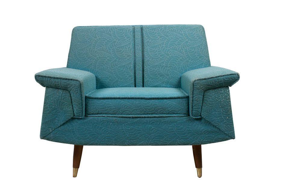 Sklar Arm Chair original upholstery by Artmyth