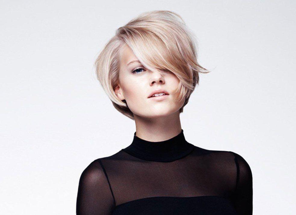 pin von marina hair auf frisuren trends in 2018 pinterest kurze bobs bob und frisur. Black Bedroom Furniture Sets. Home Design Ideas