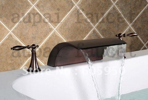 Bronze Faucets For The Bathroom Don T Mind If We Do Dream Home