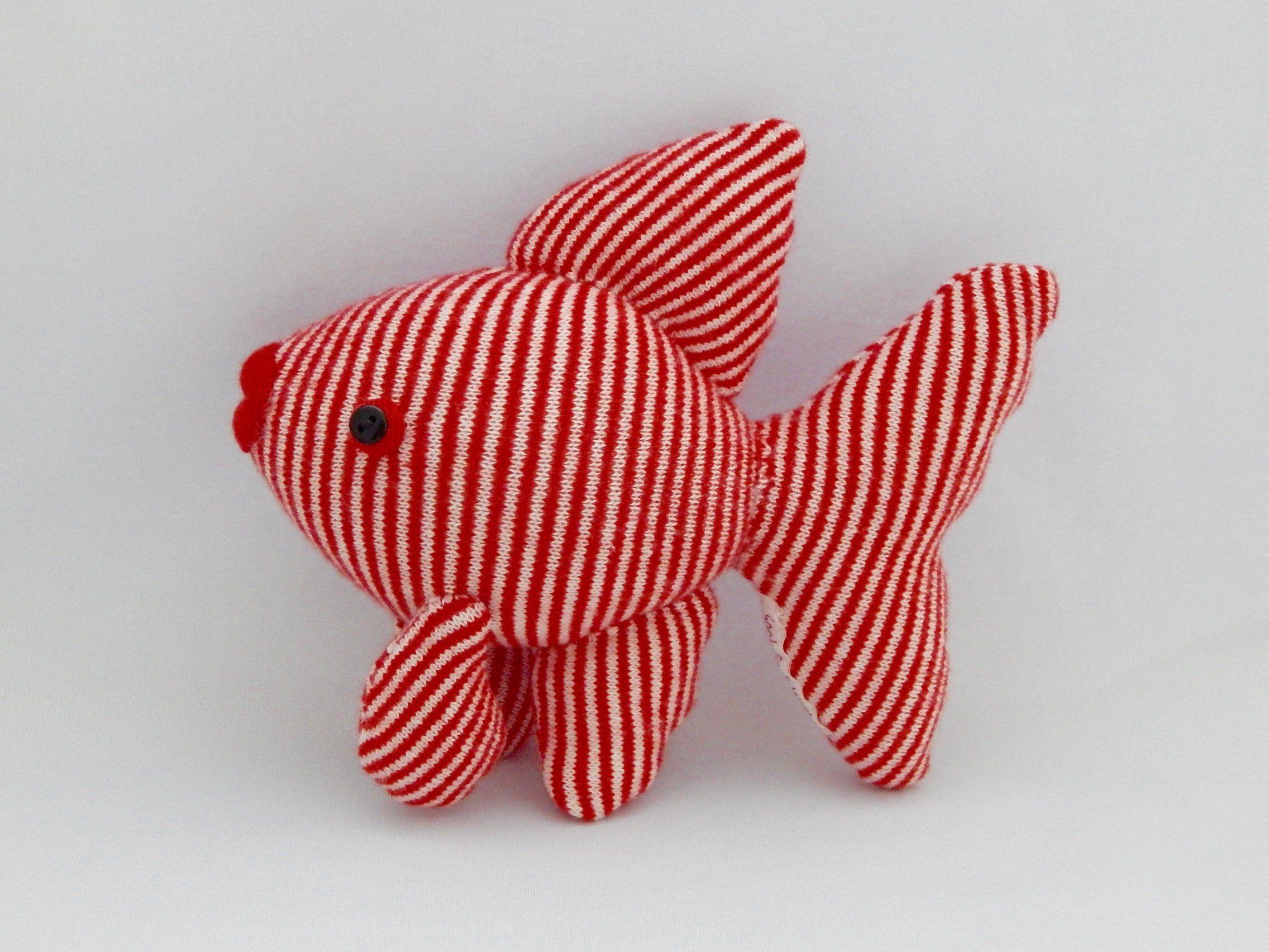 Goldfish Plush Toy, Fish Plushie, Stuffed Animal, Sock Monkey, Stuffed Toy Goldfish Plush Toy, Fish Plushie, Stuffed Animal, Sock Monkey, Stuffed Toy by SockSockWorld on Etsy #animal #FISH #Goldfish #Monkey #Plush #Plushie #Sock #stuffed #toy