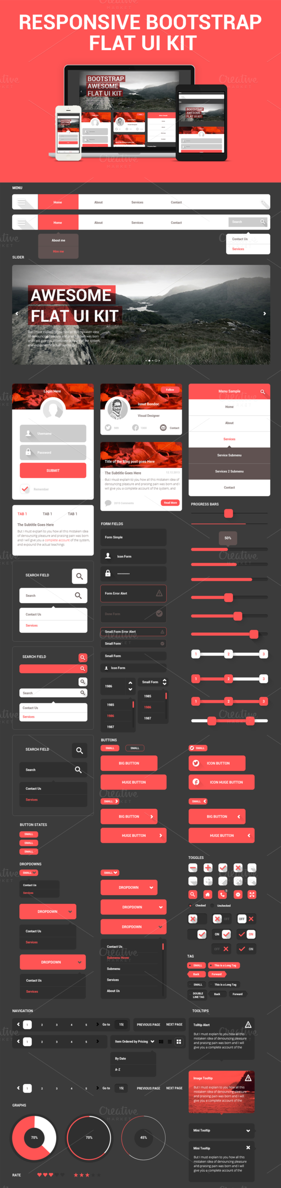27 Responsive PHP website templates free download | 27 Responsive ...