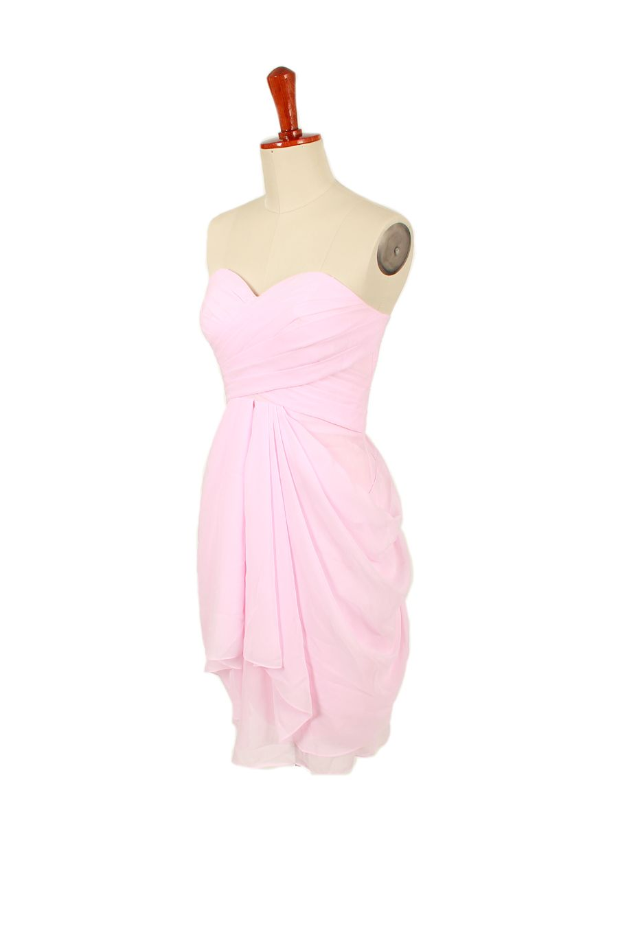 Amazing A-line empire waist chiffon dress for bridesmaid (discount ...