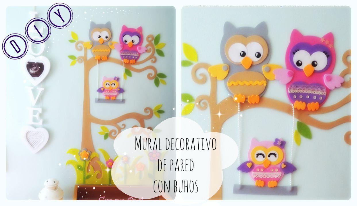 Pin de amelia en crazy owl arts crafts decorar cuarto for Decoracion habitacion bebe goma eva
