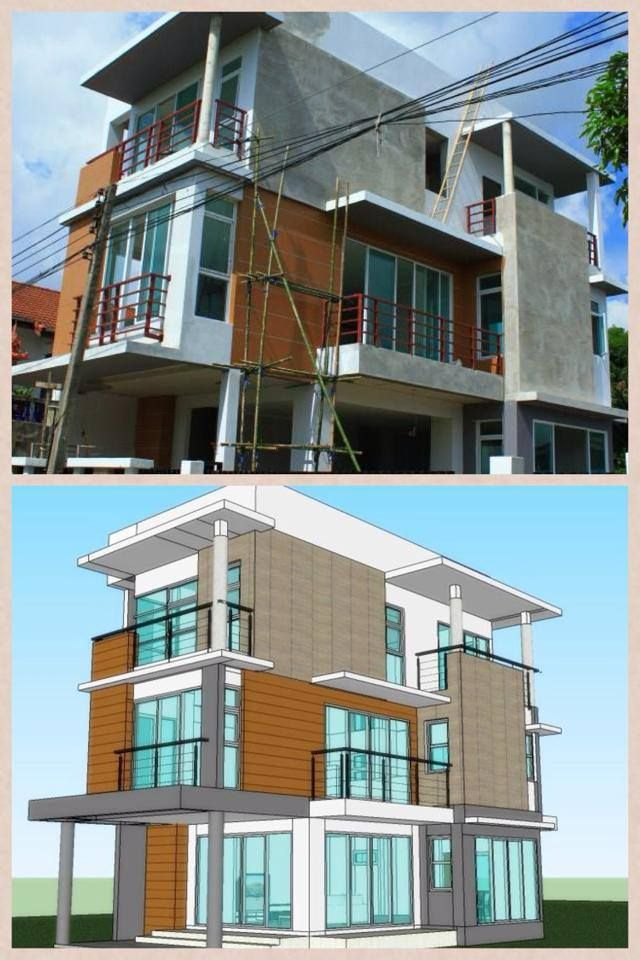 Homeplan By Advance Home Homeplan Modernhome Home Idea