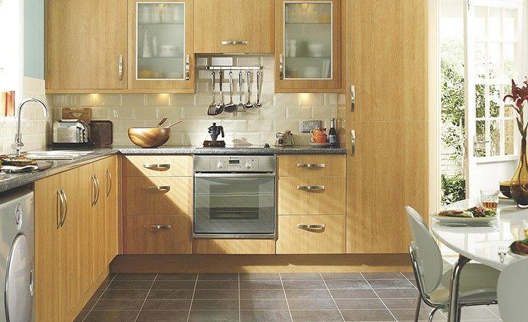 Cream Kitchen Tile Ideas Part - 29: Cream Kitchen Wall Tiles Metro Bevelled Cream Kitchen