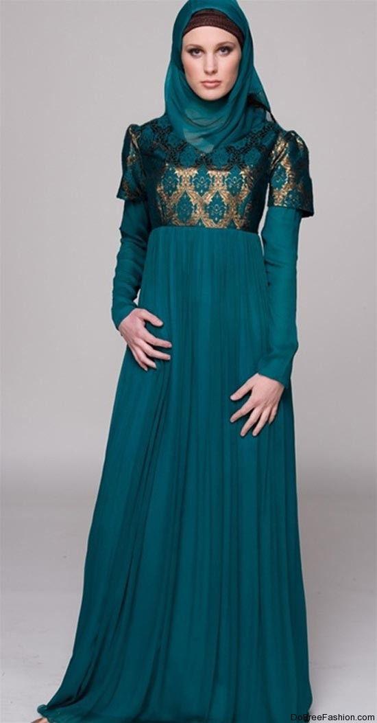 Zoya hijab princess style dress