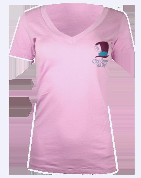 Chi Omega Different Person Tshirt by Adam Block Design | Custom Greek Apparel & Sorority Clothes | www.adamblockdesign.com