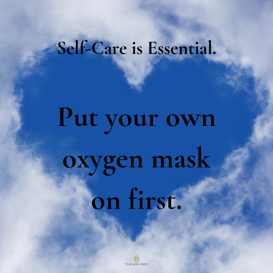Self-Care is Essential | Massage therapy quotes, Massage ...